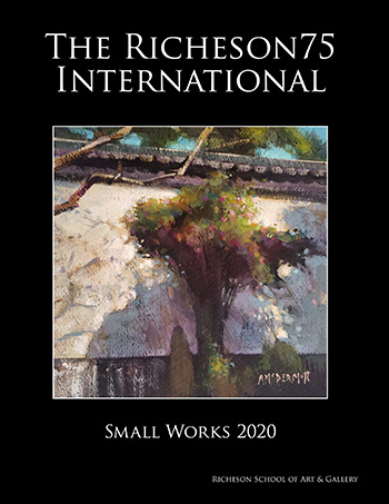 Current Small Works Exhibit Book